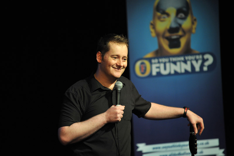 Compere - Jason Cooke