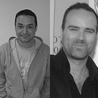 Trio Brothers (Rab Christie and Greg Hemphill)